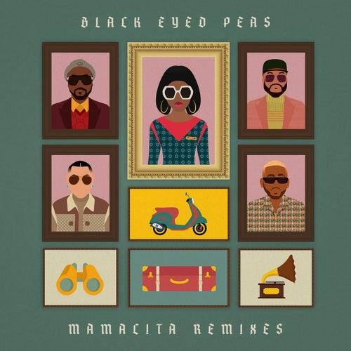 MAMACITA REMIXES von Black Eyed Peas