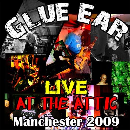 Live at the Attic, Manchester 2009 de Glue Ear