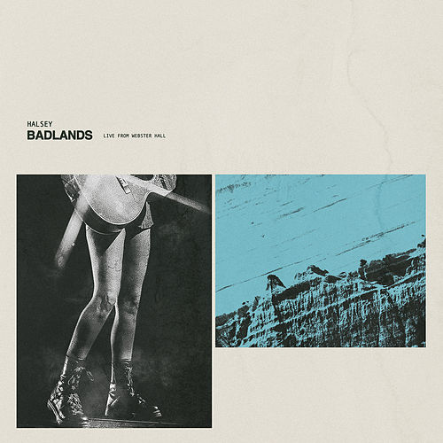 BADLANDS (Live From Webster Hall) de Halsey