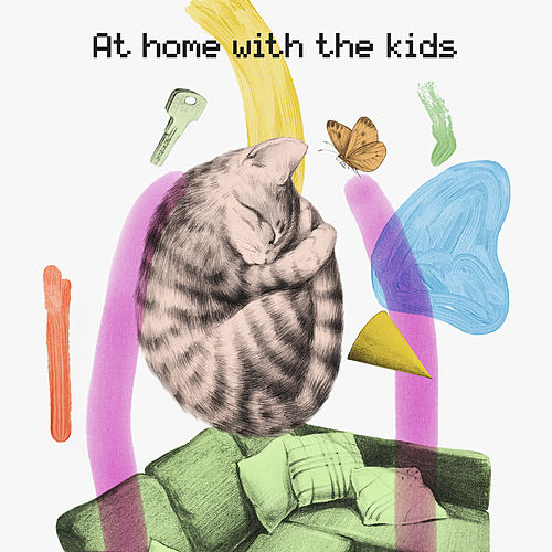 At home with the kids de Various Artists