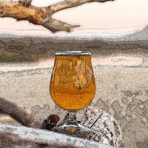 Bock Beer by Jack Scott