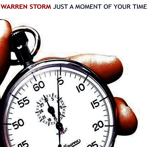 Just A Moment Of Your Time de Warren Storm