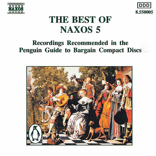 Best Of Naxos 5 by Various Artists