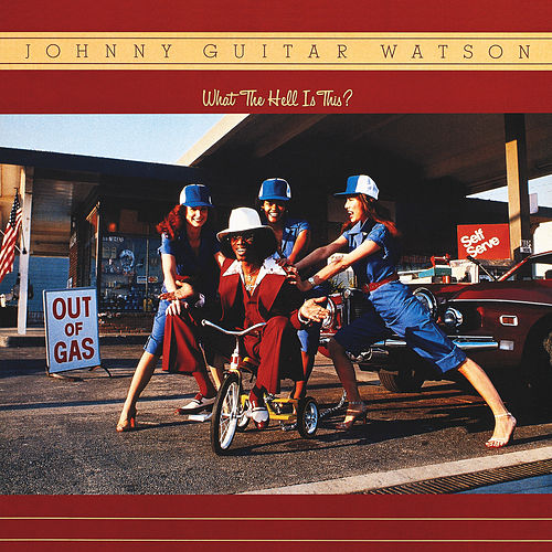 What The Hell von Johnny 'Guitar' Watson