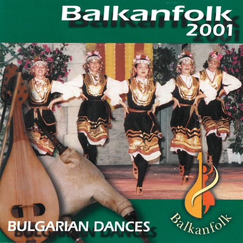 Balkanfolk 2001 - Bulgarian Folk Dances by Zornitsa Orchestra