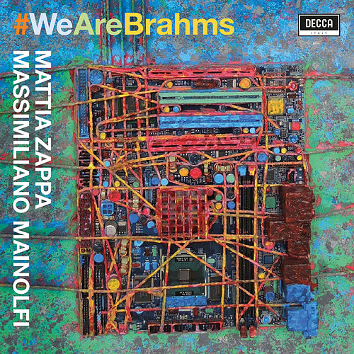 #WeAreBrahms by Mattia Zappa