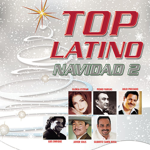 Top Latino Navidad Vol. 2 de Various Artists