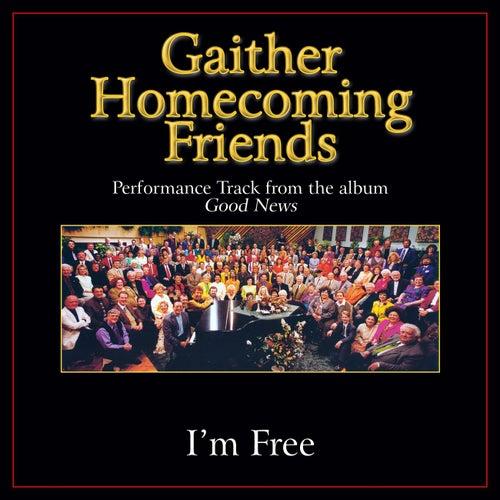 I'm Free Performance Tracks by Bill & Gloria Gaither