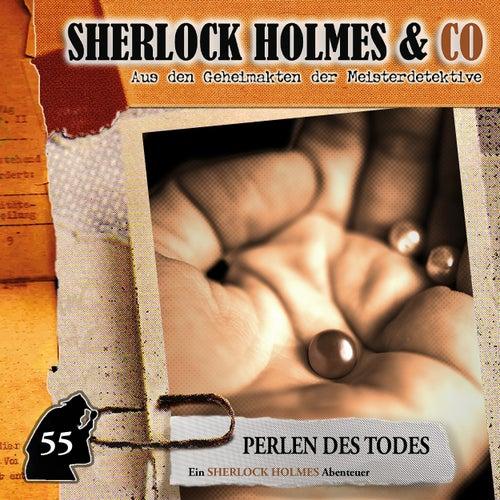 Folge 55: Perlen des Todes von Sherlock Holmes & Co