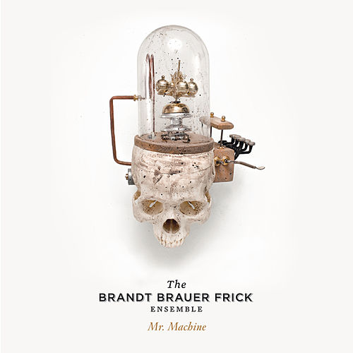 Mr. Machine by Brandt Brauer Frick