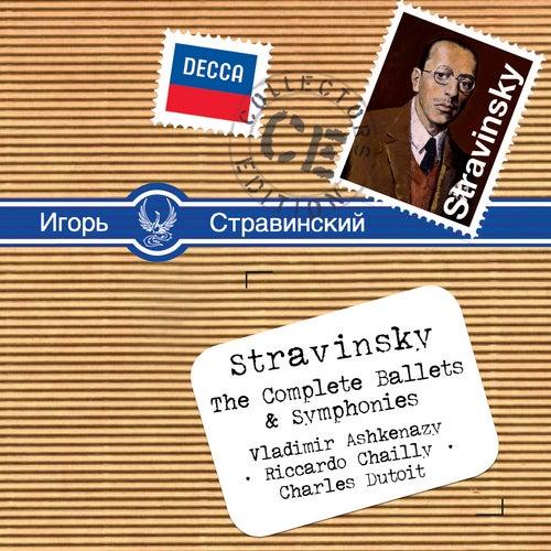 Stravinsky: The Complete Ballets & Symphonies von Vladimir Ashkenazy