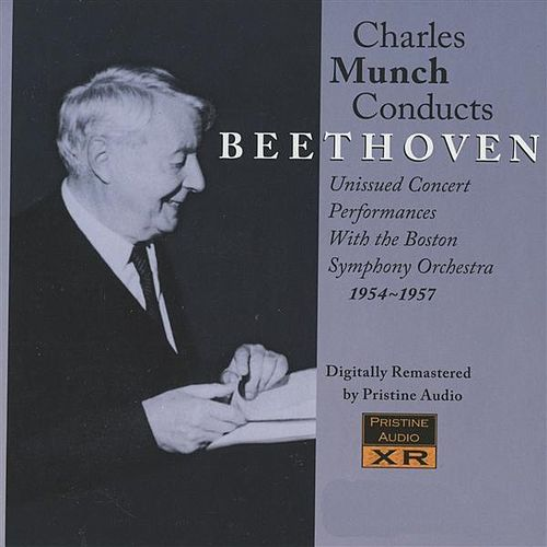 Munch conducts Beethoven de Various Artists