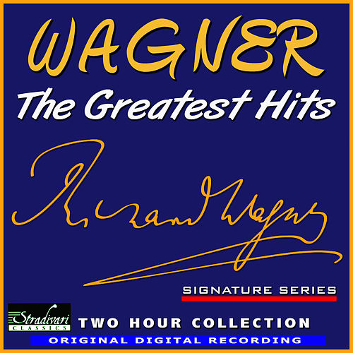 Wagner Greatest Hits by The Royal Festival Orchestra