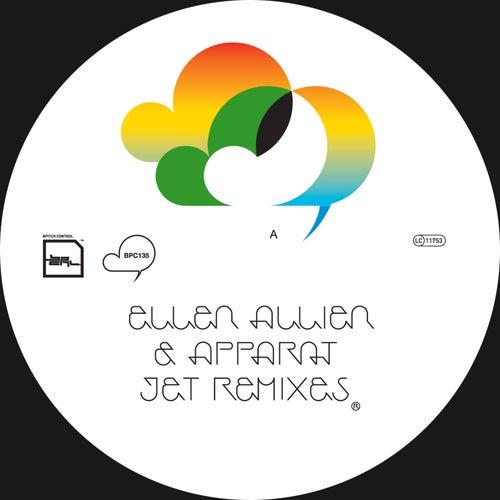 Jet Remixes von Ellen Allien