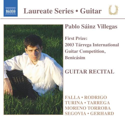 Guitar Recital: Pablo Sainz Villegas by Pablo Sainz Villegas