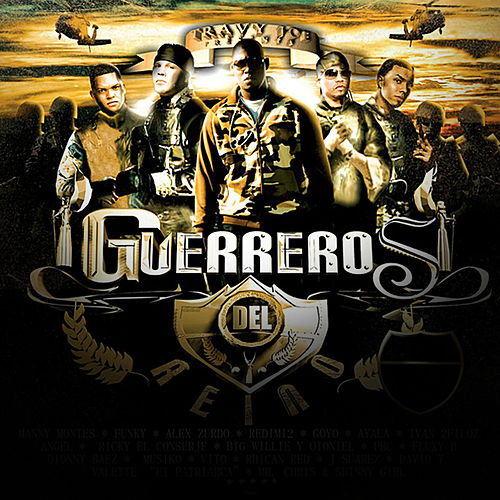 Travy Joe - Guerreros Del Reino de Various Artists