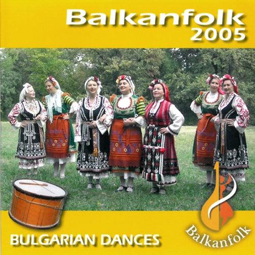 Balkanfolk 2005 - Bulgarian folk dances by Zornitsa Orchestra