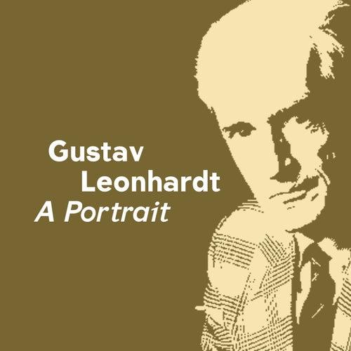 Gustav Leonhardt - A Portrait von Gustav Leonhardt