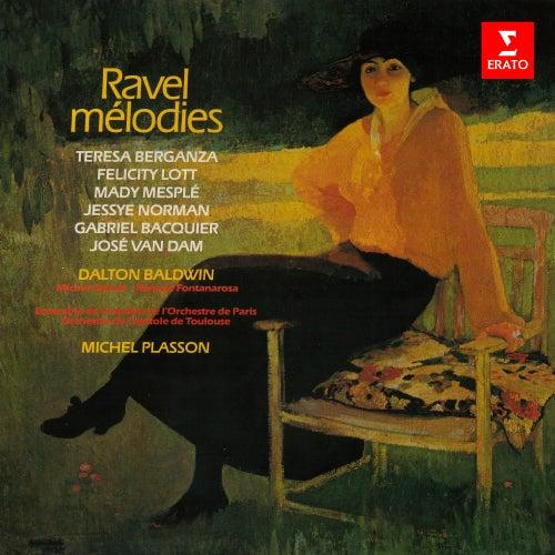 Ravel: Mélodies von Teresa Berganza