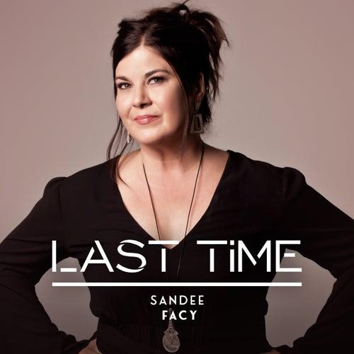 Last Time de Sandee Facy