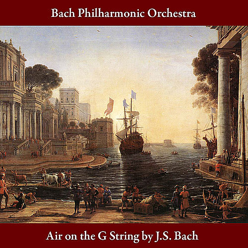 Air On the G String, from Orchestral Suite in D    by Bach