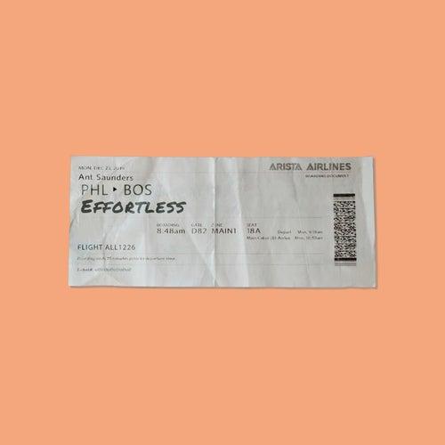 Effortless by Ant Saunders