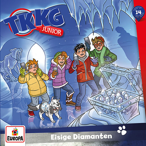014/Eisige Diamanten von TKKG Junior