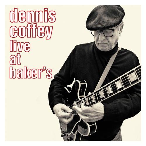 Live at Baker's de Dennis Coffey