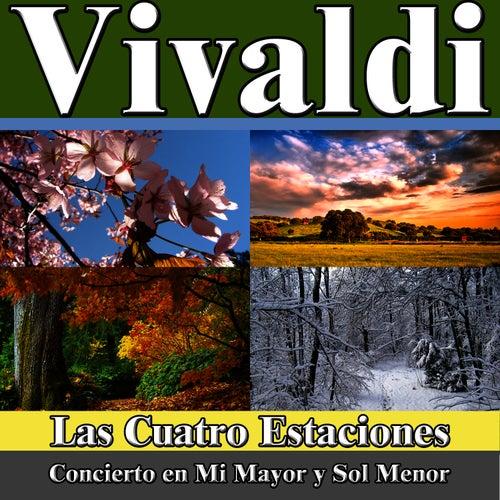 Vivaldi: Las Cuatro Estaciones. Música Clásica por: L'Emsemble Instrumentale De France de Antonio Vivaldi