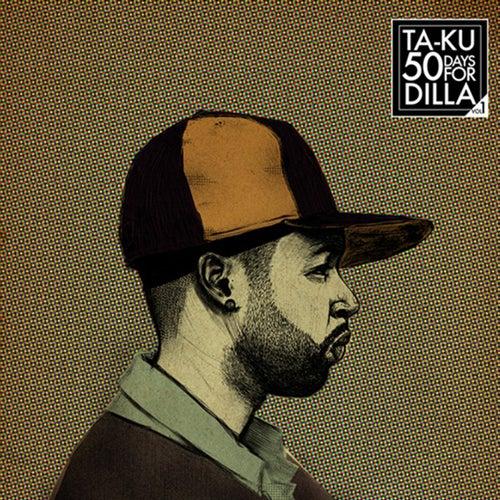 50 Days for Dilla Vol. 1 by Ta-ku
