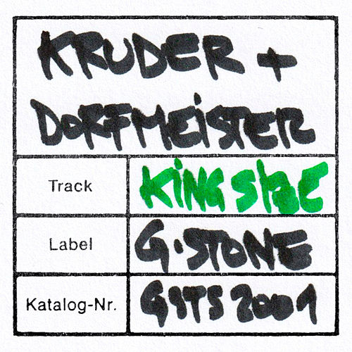 King Size by Kruder & Dorfmeister
