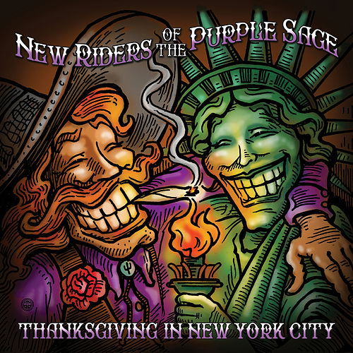 Thanksgiving in New York City by New Riders Of The Purple Sage