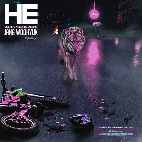 HE(Don't wanna be alone) von Woo Hyuk Jang