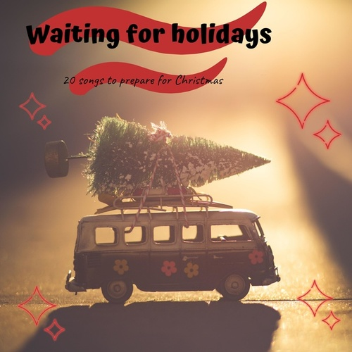 Waiting for Christmas von Frank Davies