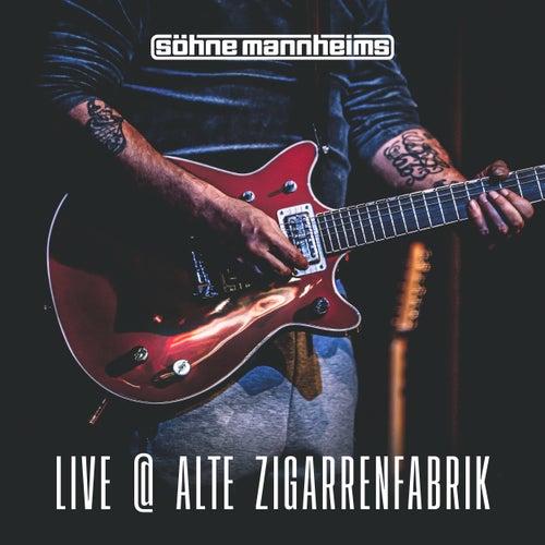 Live @ Alte Zigarrenfabrik von Söhne Mannheims
