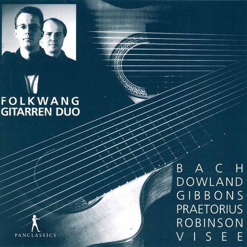 Works for 2 Guitars by Folkwang Gitarren Duo