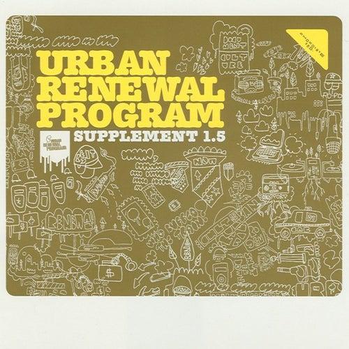Urban Renewal Program: Supplement 1.5 de Various Artists