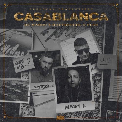 Casablanca de Dú Maroc