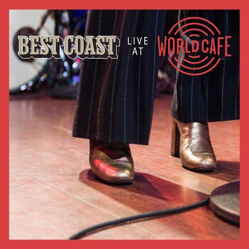 Live At World Cafe de Best Coast