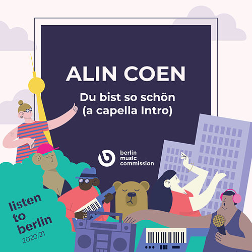 Du bist so schön (A Capella Intro) by Alin Coen