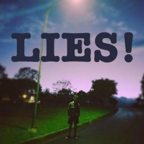 LIES! von Tobias Barnes