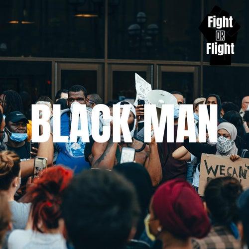 Black Man by Ikedichi