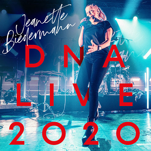 DNA LIVE 2020 von Jeanette Biedermann