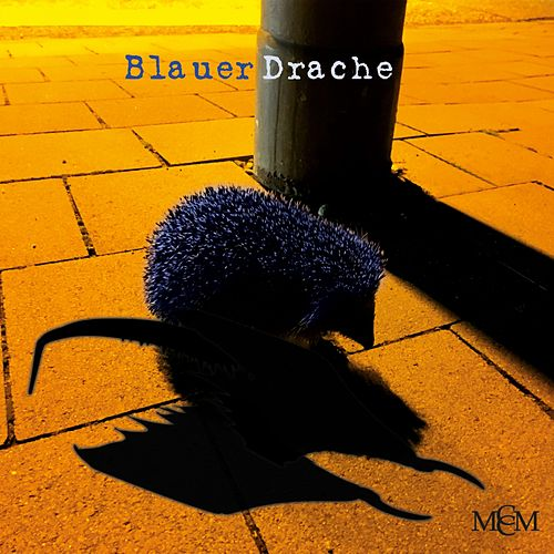 Blauer Drache von Mccm