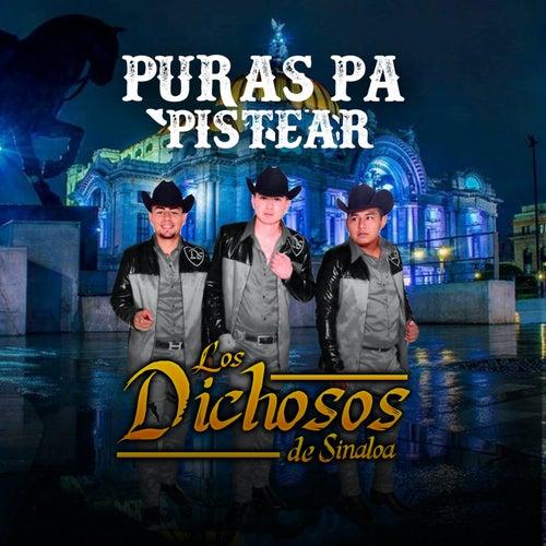 Puras Pa Pistear de Los Dichosos De Sinaloa