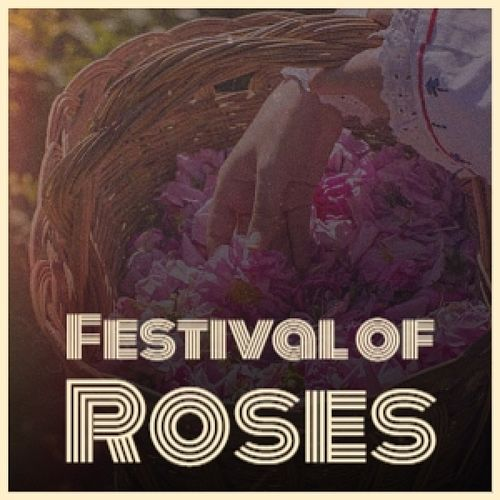 Festival of Roses by Doris Day, Marilyn Monroe, Waylon Jennings, Astrud Gilberto, Mantovani Orchestra, Chago Melian, Adriano Celentano, Manolo Caracol, Boxcar Willie, Nana Mouskouri