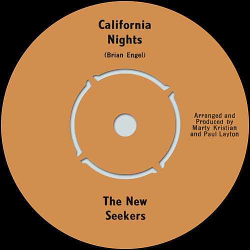 California Nights/One Step Closer to Heaven de The New Seekers