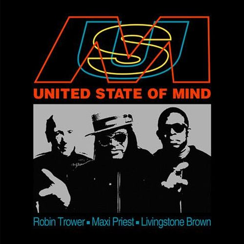 United State of Mind von Robin Trower