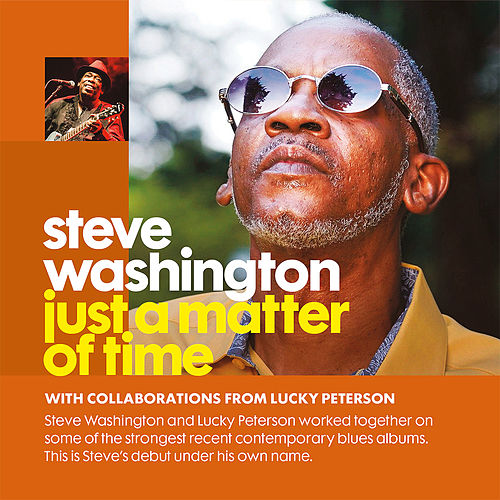 Just a Matter of Time by Steve Washington