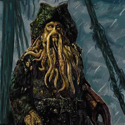 Davy Jones's Theme von Ryan Remias